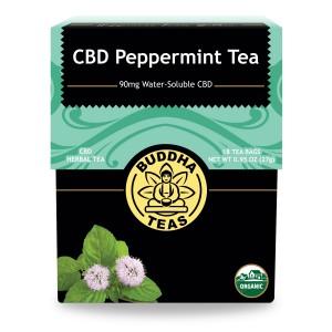 CBD Peppermint Tea