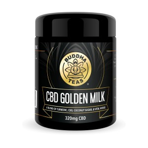 CBD Golden Milk