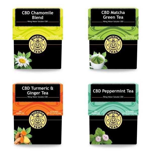 CBD Tea Bundle
